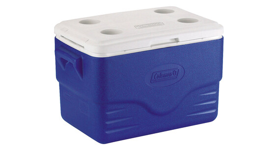 Coleman 36QT Cooler blue